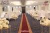 قاعة  ليال للاحتفالات فندق ايوان النقا جدة