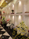 أزهار الجوهرة كوش الافراح