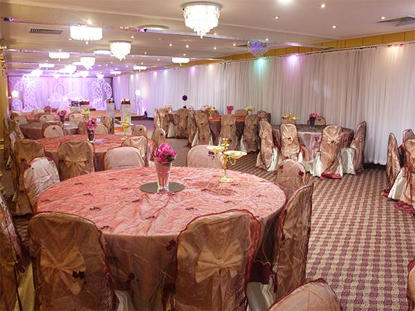 قاعة فينيسيا للافراح فندق الساحة